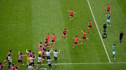 Mondial 2018: L'Allemagne éliminée par la Corée du Sud !