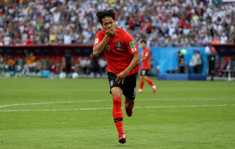 김영권-손흥민 골' 한국, 세계 1위 독일 2-0 제압...1승 2패로 탈락