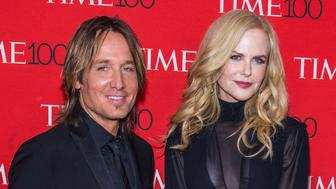 NEW YORK, NY - APRIL 24:  Keith Urban and Nicole Kidman attend the 2018 Time 100 Gala at Frederick P. Rose Hall, Jazz at Lincoln Center on April 24, 2018 in New York City.  (Photo by Mark Sagliocco/WireImage)