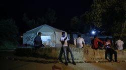 Διέκοψε την απεργία πείνας ο πρόεδρος της Δημοτικής Κοινότητας Μόριας έπειτα από συνάντηση με τον