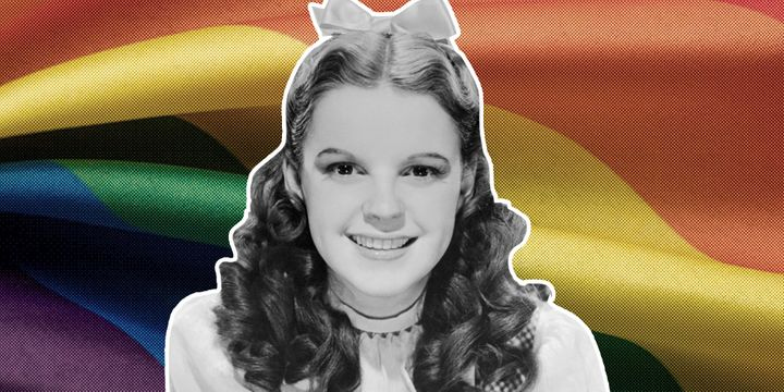 """To many in the gay community, Judy Garland is more than just the child star who cemented her role in Hollywood history with 1939's """"The Wizard of Oz."""""""
