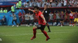 월드컵 공식 트위터에 올라온 '이번 월드컵 최고의 순간'