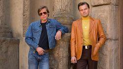 브래드 피트와 디카프리오가 타란티노 신작 속 60년대 스타일을