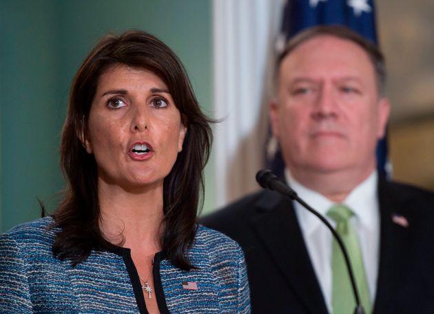 Οι ΗΠΑ αποσύρουν χρηματοδότηση 2 εκατ. δολαρίων στο Γραφείο του ΟΗΕ για την Καταπολέμηση της
