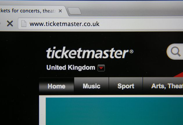 Ticketmaster Data Breach As Cyber Attack Puts Users' Data At