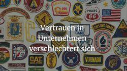 Studie: Deutsche misstrauen