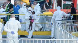 Αποβιβάστηκαν στη Μάλτα οι 233 πρόσφυγες που επέβαιναν στο