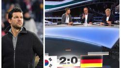 Nach deutschem Aus geht Ballack auf ZDF-Experte Kramer und den DFB los