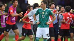 Bodyguard musste ihn beruhigen: Mesut Özil geriet mit deutschen Fans aneinander