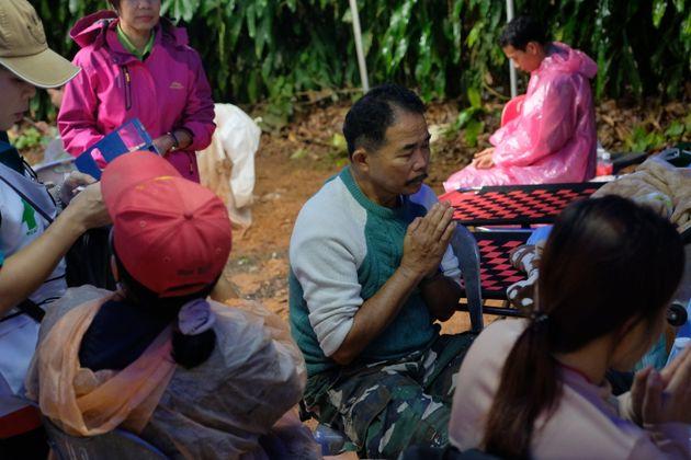 Συνεχίζονται για 5η ημέρα οι έρευνες για τον εντοπισμό των 12 παιδιών που έχουν εγκλωβιστεί σε σπηλιά...