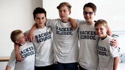 Hacker School 2018 in München: 200 Kinder lernen