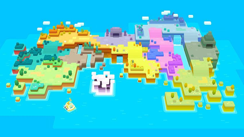 Pokemon Quest Arrives For Free On iPhone And