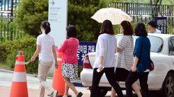 중앙정부 여성공무원 비율이 처음으로 남성을