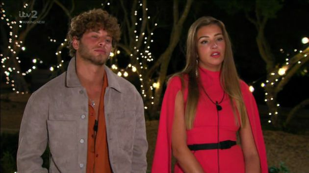 Eyal and Zara have left 'Love