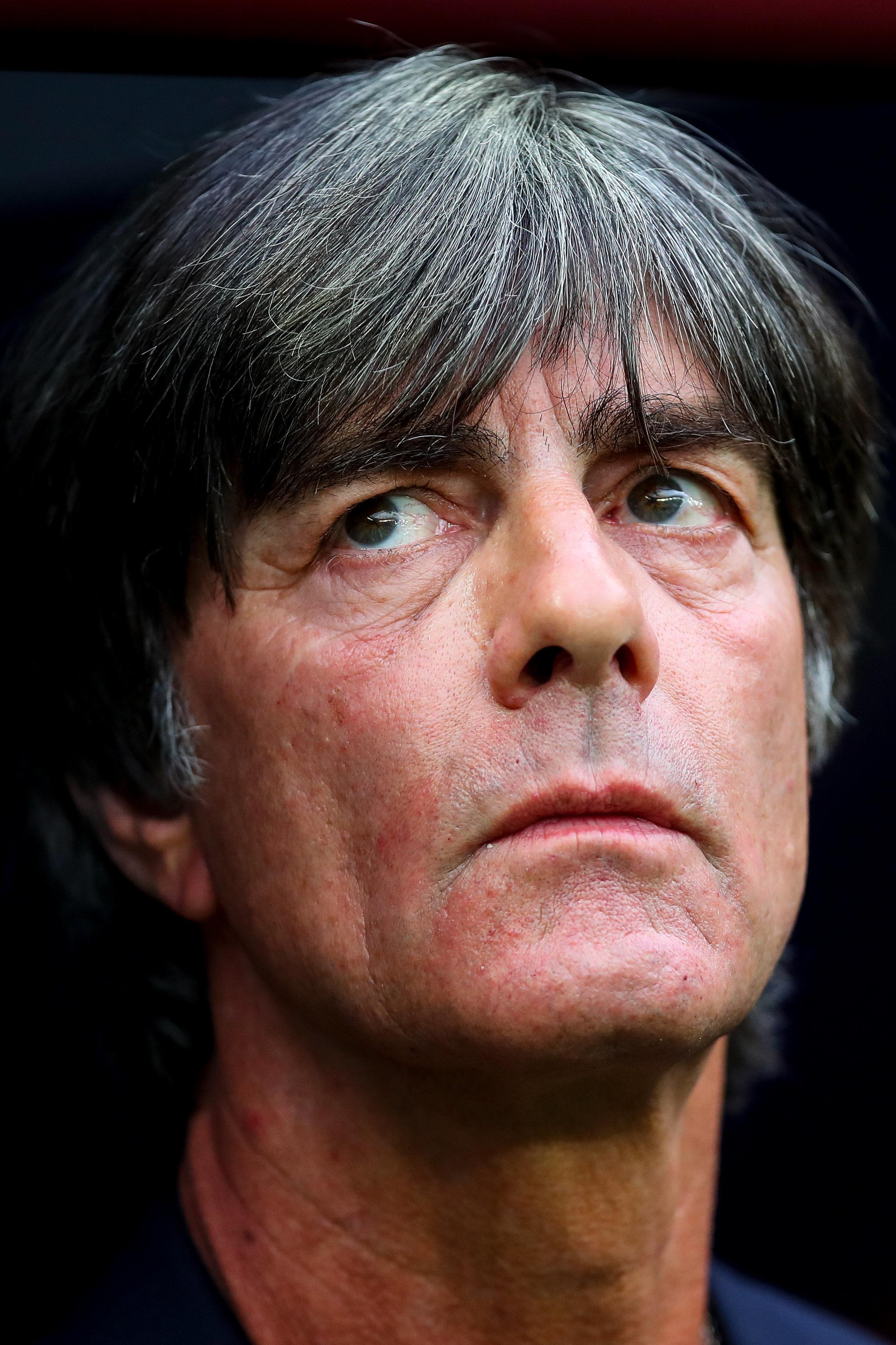 요아힘 뢰프 독일 감독의 패배 인정은 정말
