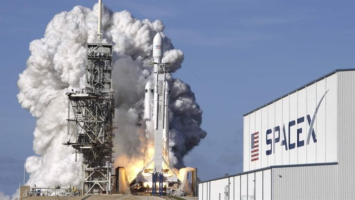 A SpaceX rocket lifts off from the Kennedy Space Center in Cape Canaveral, Florida. Communities across the country are develo