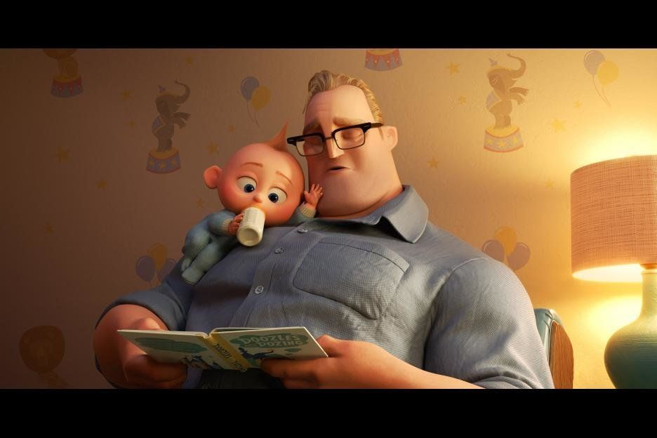 Psychologists Pooh-Pooh One 'Incredibles 2' Plot