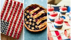 Red, White And Blue Desserts That Are More Patriotic Than You