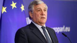 EU-Parlamentspräsident Tajani warnt vor den fatalen Folgen geschlossener