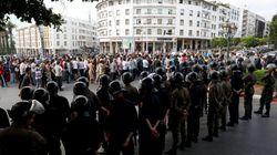 Procès du Hirak: Quelque centaines de personnes manifestent à Rabat pour dénoncer les peines prononcées