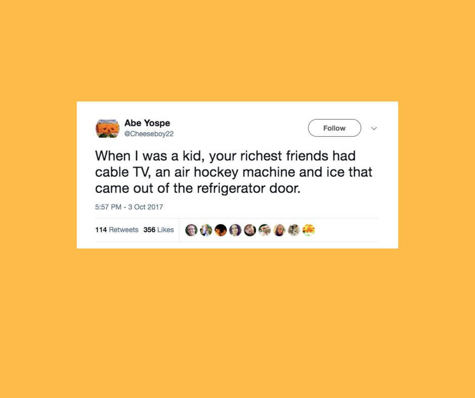 35 Too-Real Tweets About Being A Kid Now vs. Back In The