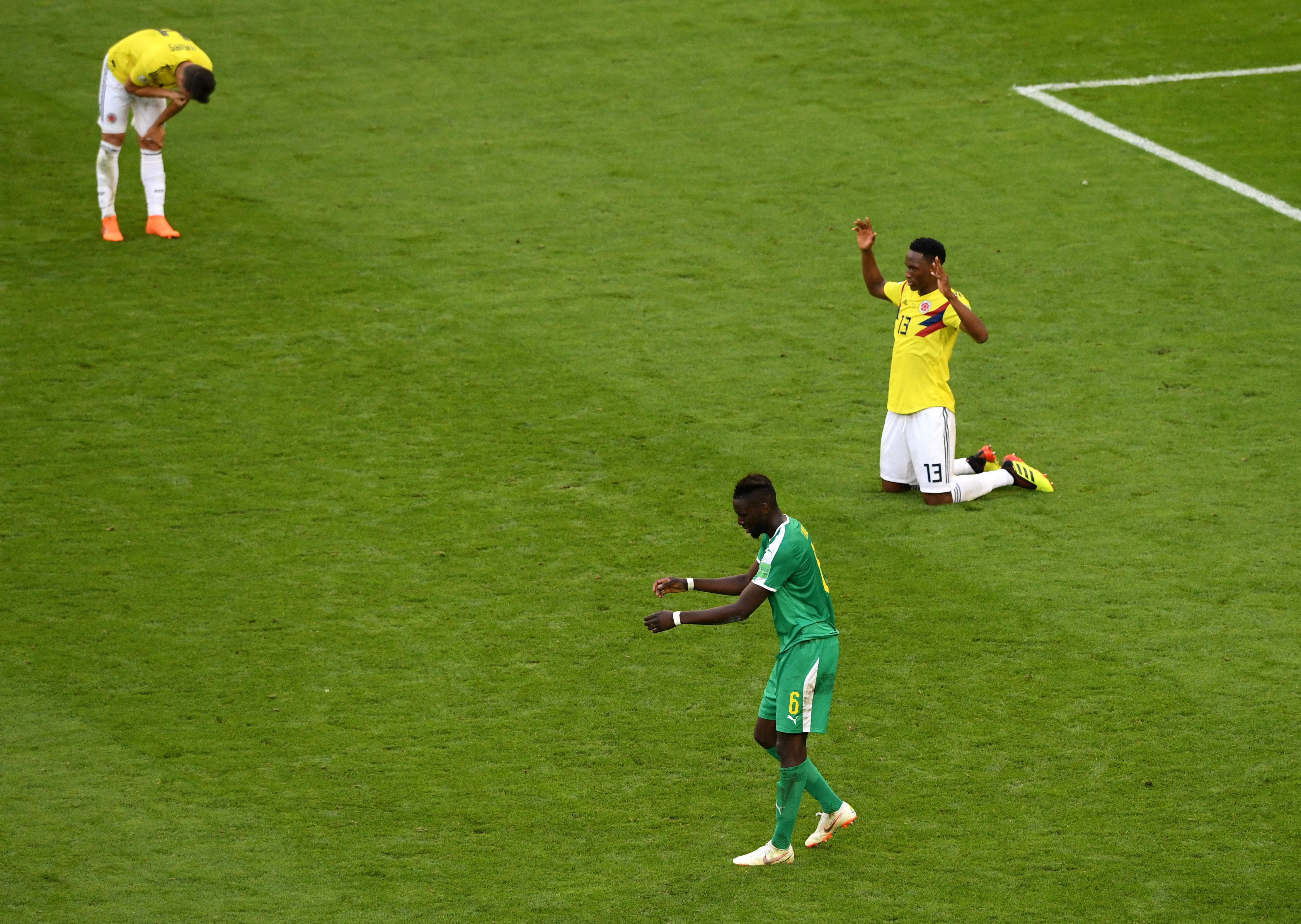 Le Sénégal éliminé de la Coupe du monde à cause des cartons jaunes, une