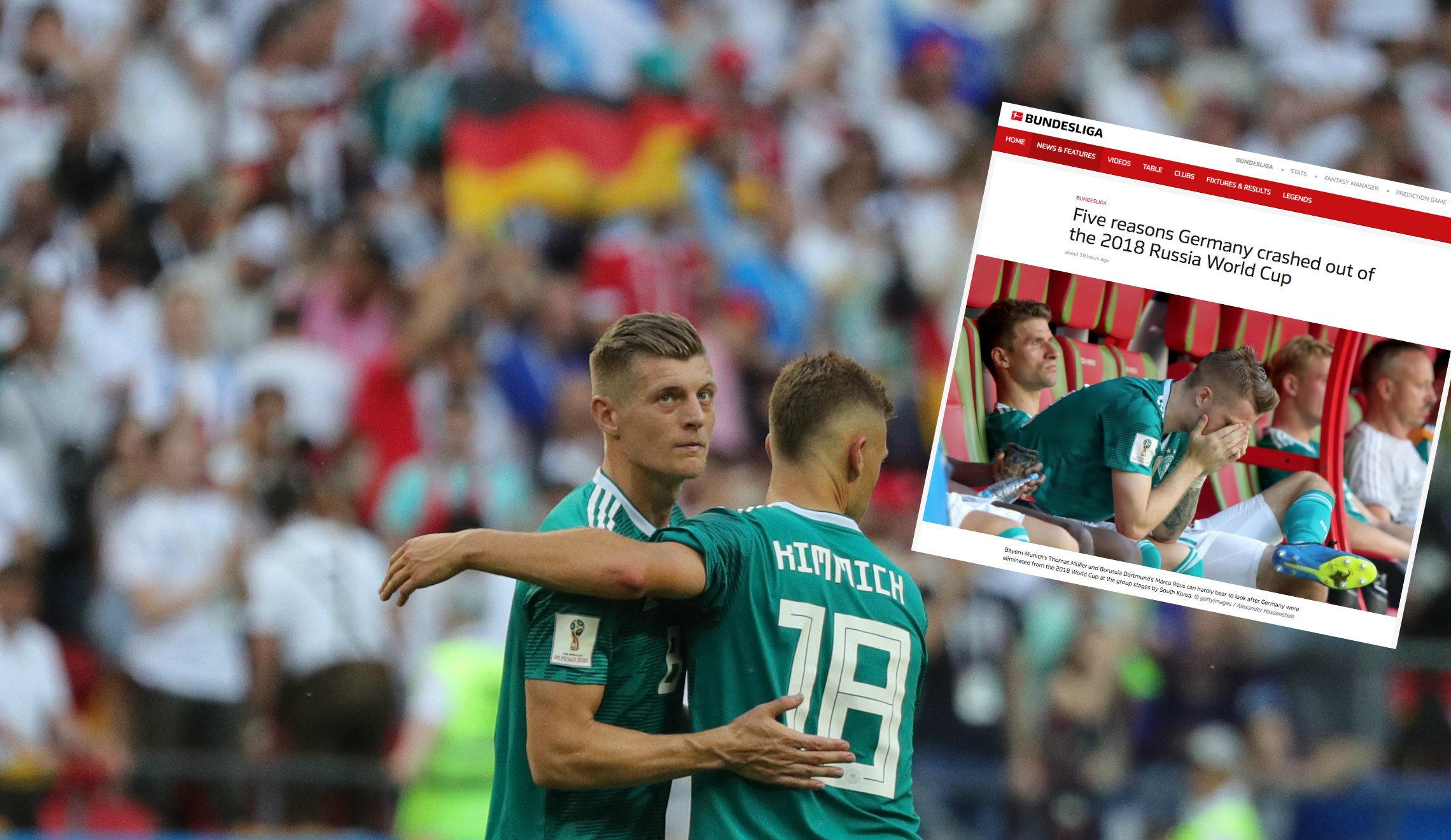 """""""Bundesliga.com"""" rechnet mit Nationalelf ab – dann lässt die DFL den Artikel löschen"""