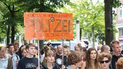 Demos gegen schärfere