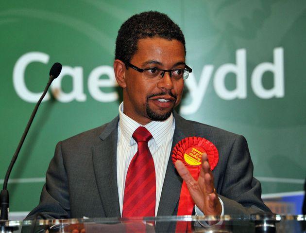 Welsh health secretary Vaughan Gething.