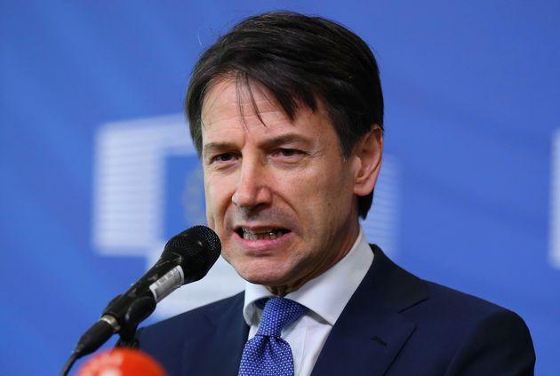 Italiens Premier Guiseppe