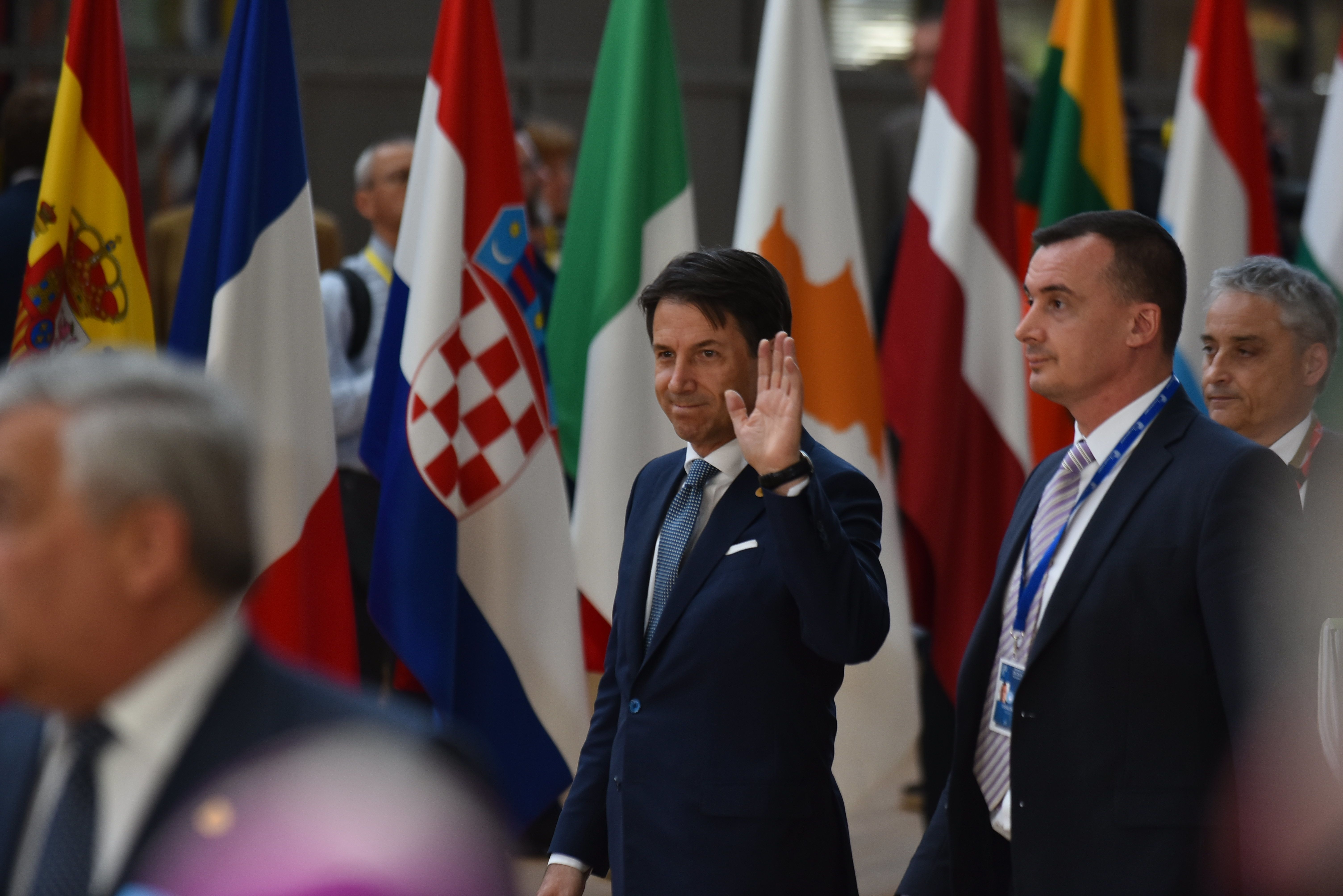 Βέτο από την Ιταλία «μπλοκάρει» τα συμπεράσματα της Συνόδου