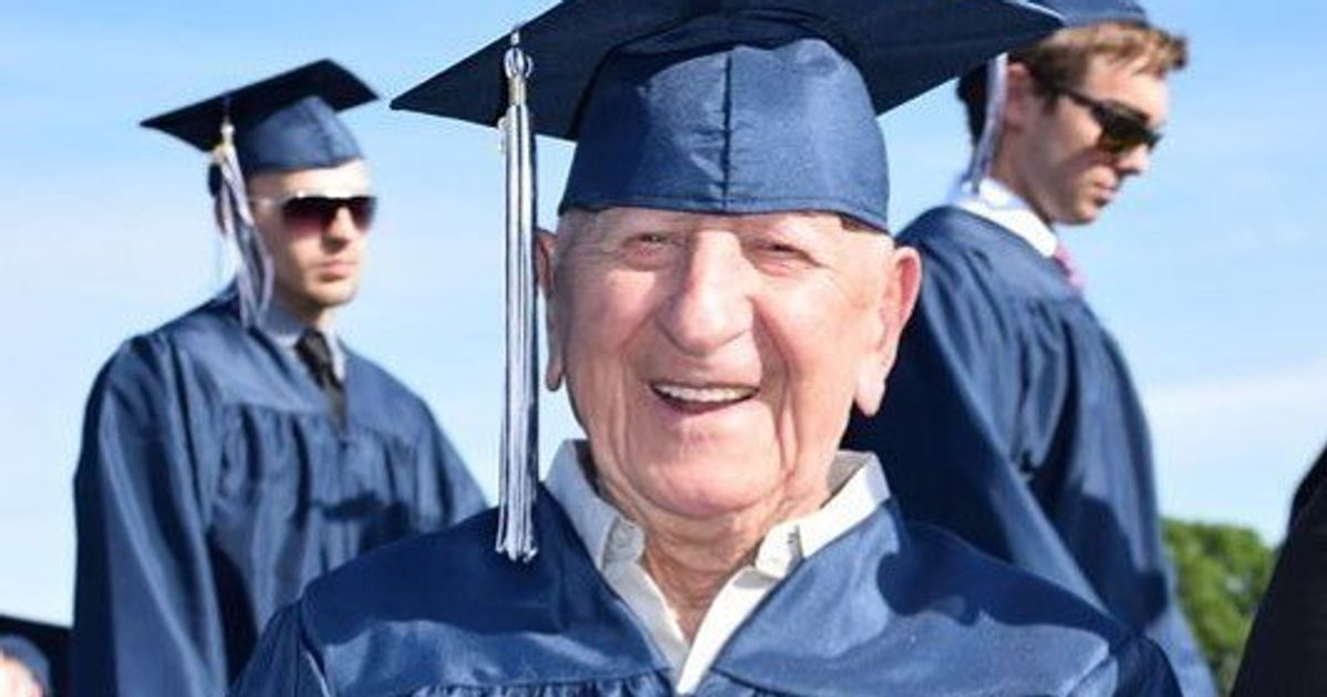 Holocaust Survivor Deprived Of Formal Education Finally ...