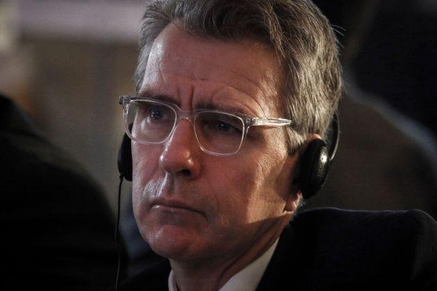 Πάιατ: Οι ΗΠΑ έλουν να ενισχύσουν τη στρατηγική τους σχέση με την