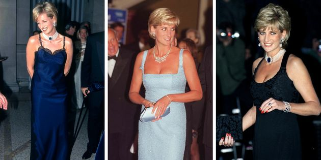 Some of Diana's most glamorous post-Charles