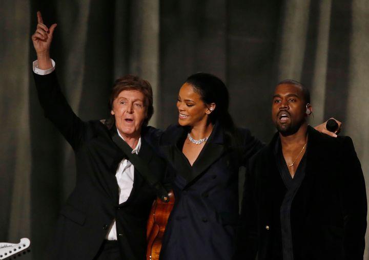 Kanye West 'Trapped' Paul McCartney, Says Blur Singer Damon Albarn