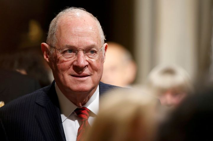 Justice Anthony Kennedy was considered a swing vote during his time on the Supreme Court, but this year alone he joined conse