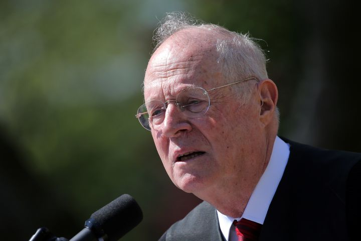 Supreme Court Justice Anthony Kennedy announced his retirement Wednesday.