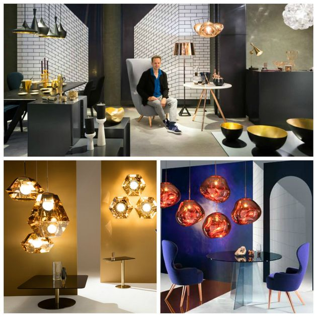 Tom Dixon: La star du design contemporain s'invite à