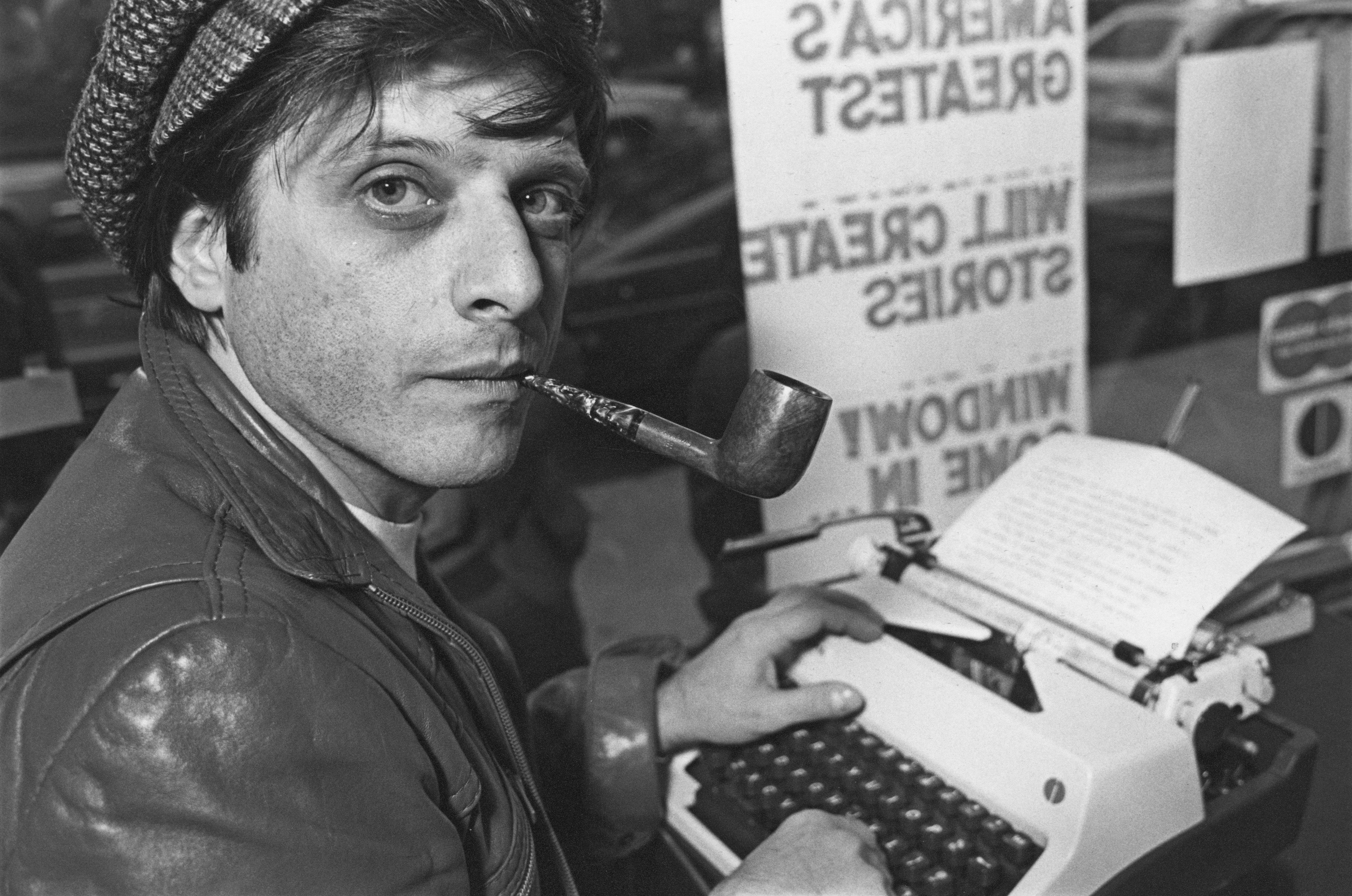 Award-Winning Speculative Fiction Harlan Ellison