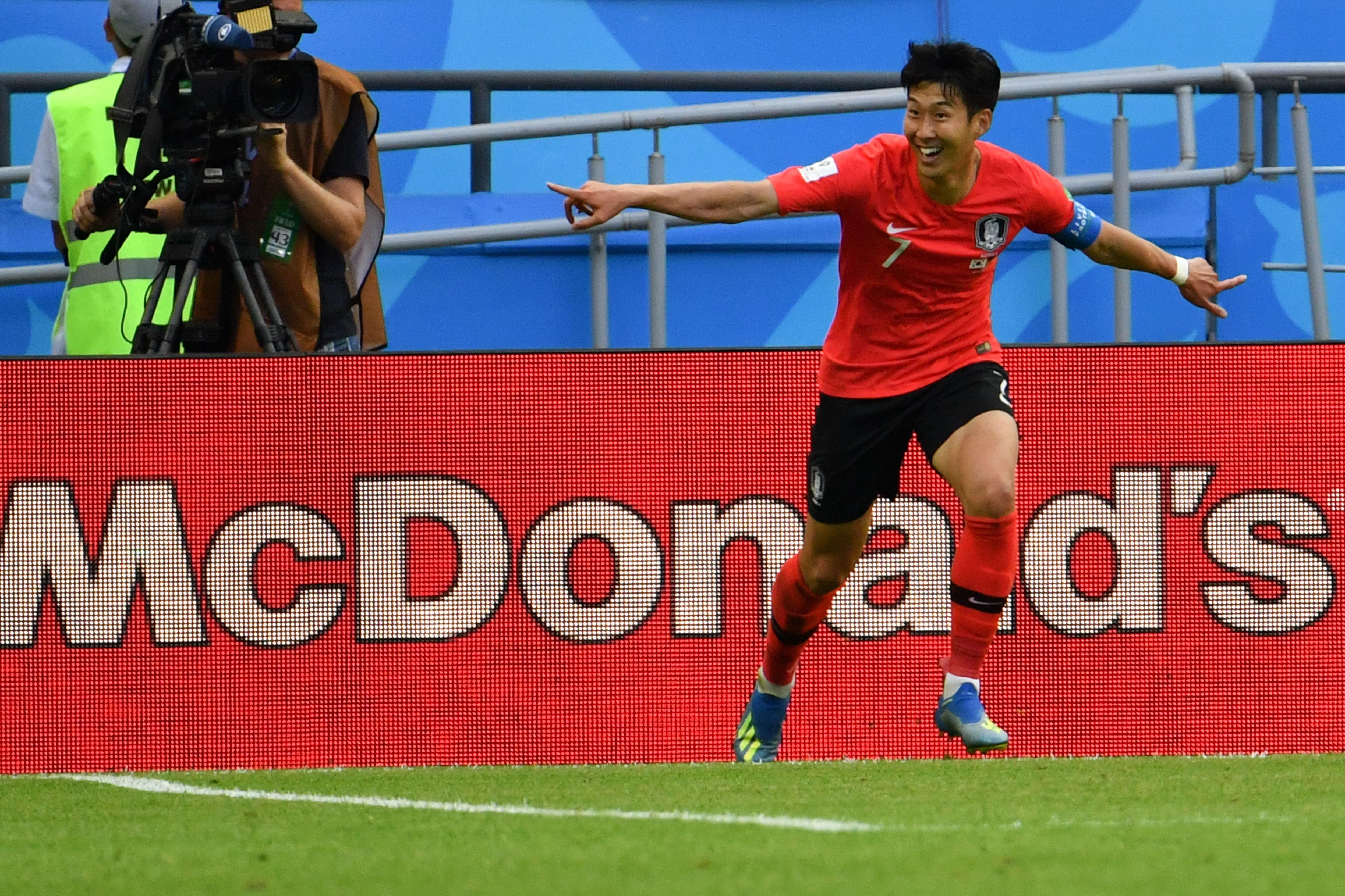 한국의 독일 전 두 골은 오프사이드 규칙을 알려주는 교과서다