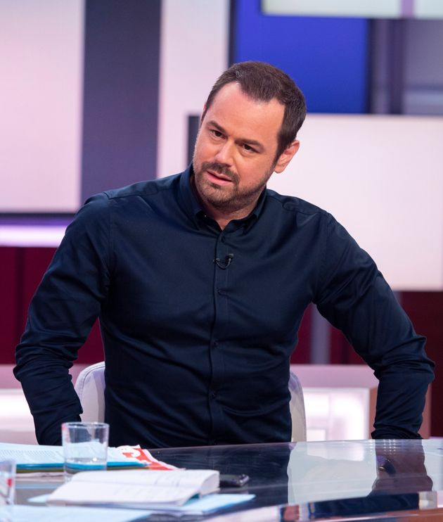 Danny Dyer Tells Piers Morgan To 'Stop Talking' About Daughter Dani On 'Love Island' During 'Good Evening