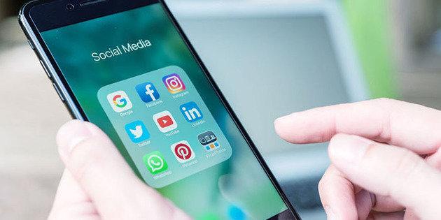 소셜미디어에서 '소셜'이 사라지고