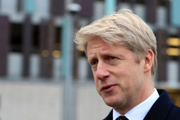 Rail minister Jo Johnson said rail passengers had experienced 'unacceptable