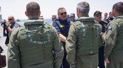 Καμμένος: Όχι απλά σύμμαχες, μα αδελφές οι ένοπλες δυνάμεις Ελλάδας και