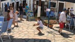 Αυτή η μικρή χορεύει το ζεϊμπέκικο της Ευδοκίας καλύτερα από επαγγελματία και έχει τρελάνει το