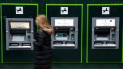 300 Cash Machines Are Disappearing Every Month In The