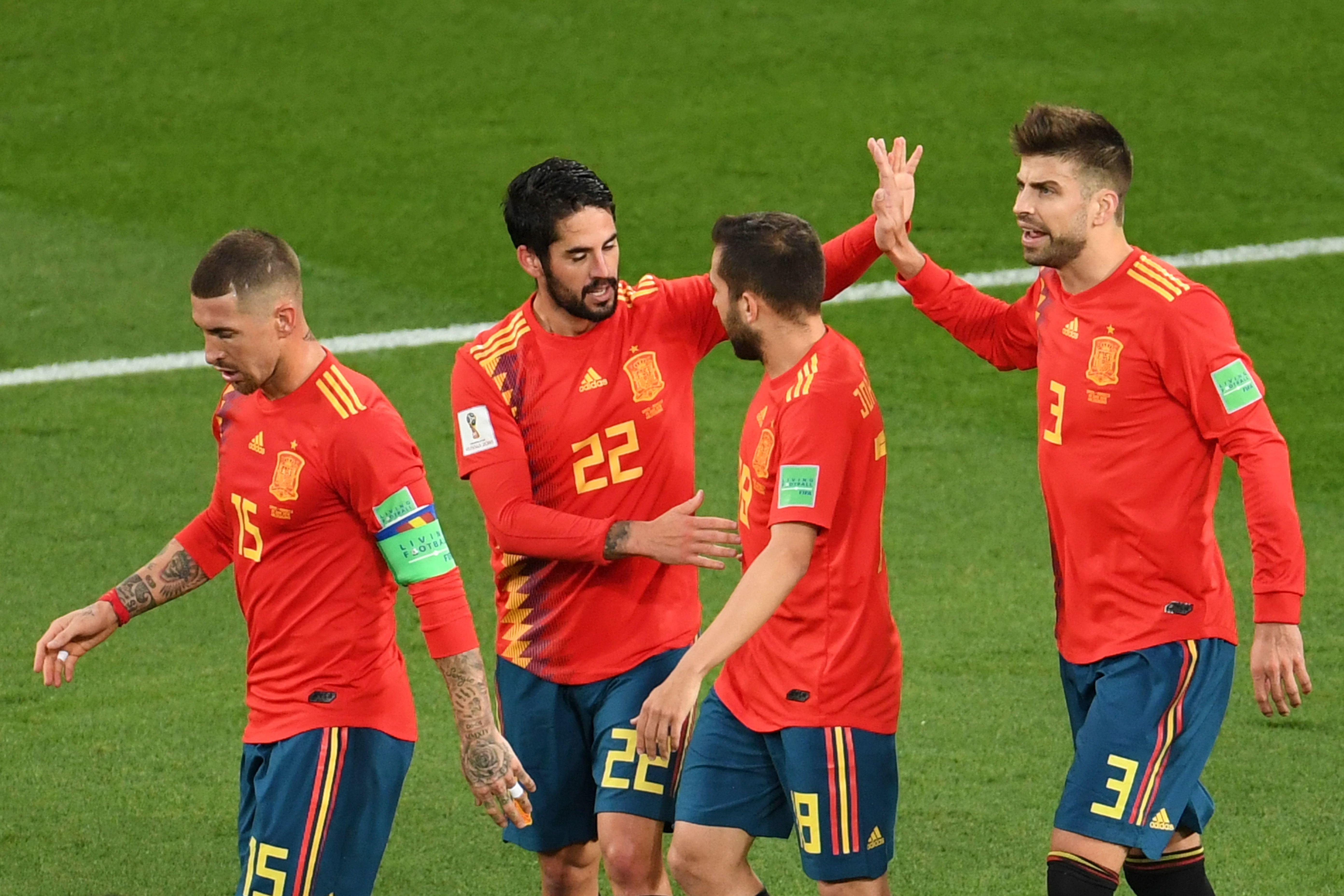 Spanien – Russland im Live-Stream sehen: Fußball-WM online
