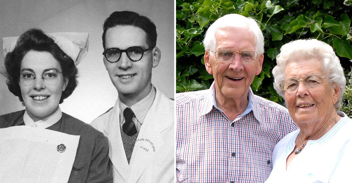 NHS At 70: Married Nurses Who Met When The NHS Was Founded In 1948 Reflect On How It Has
