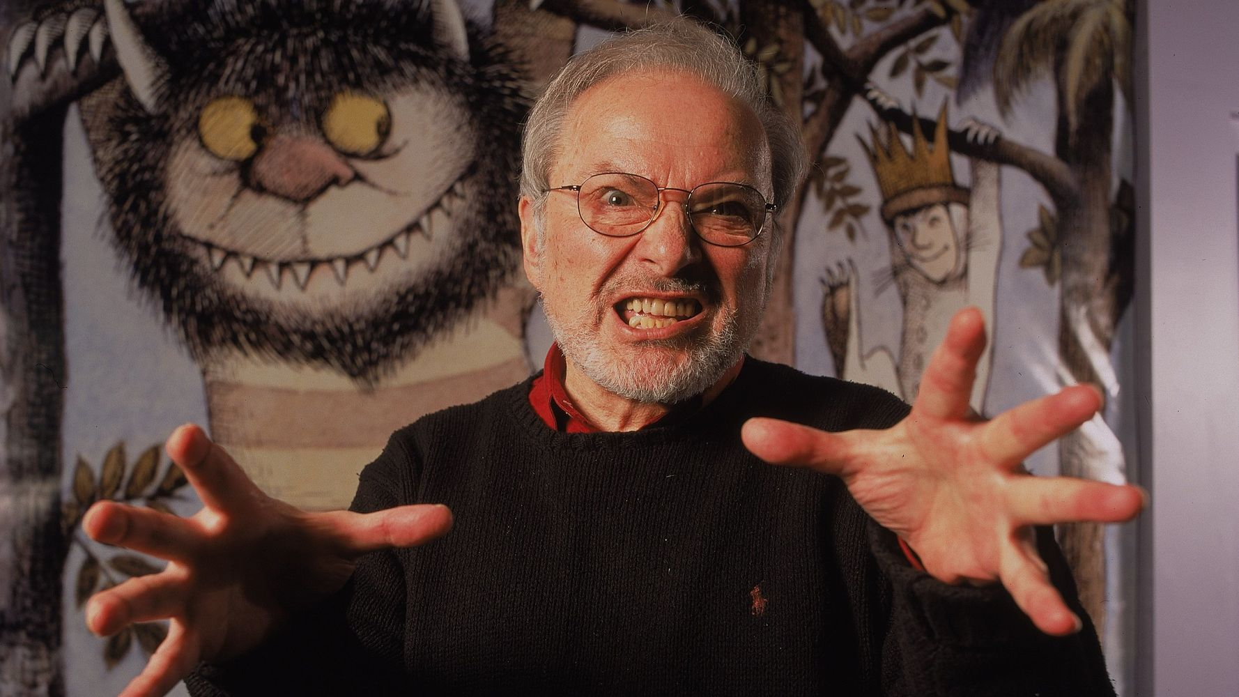 when maurice sendak first pitched the idea for the book that would eventually become where the wild things are what was the title