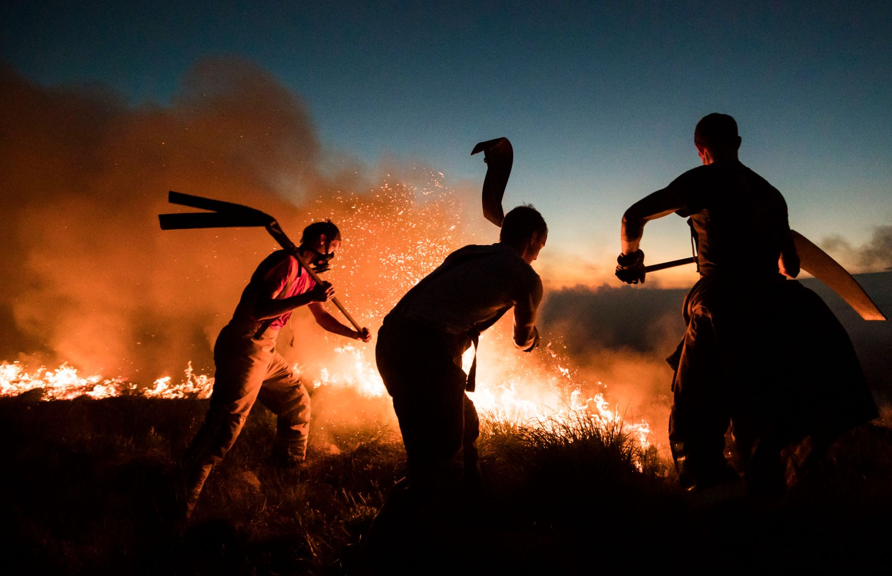 Military Asked To Help Fight Saddleworth Moor Fire For Three More Days